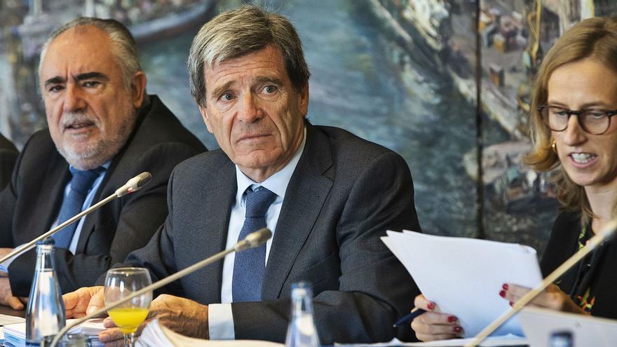 Valenciaport aprueba un plan de inversiones de 822 millones que incluye la ampliación norte