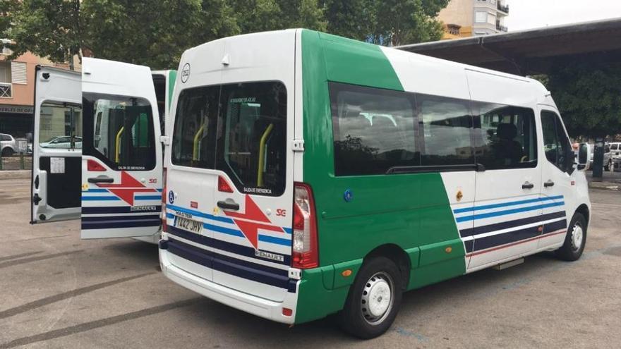 Am Traumstrand Es Trenc startet der neue Shuttle-Bus