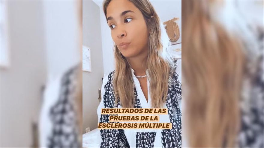 María Pombo revela que padece esclerosis múltiple