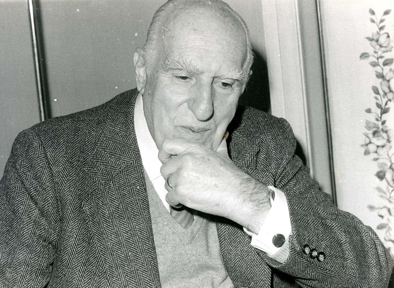 E. Gar. Joaquín Vaquero Palacios, h. 1970 | Donación María Luisa López Llano