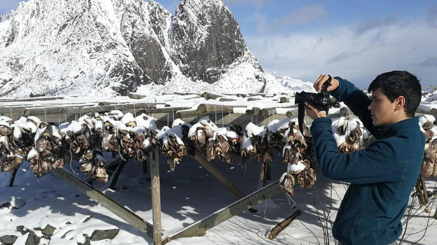 Martí Camps: «La natura i la fotografia són, per a mi, una combinació perfecta»