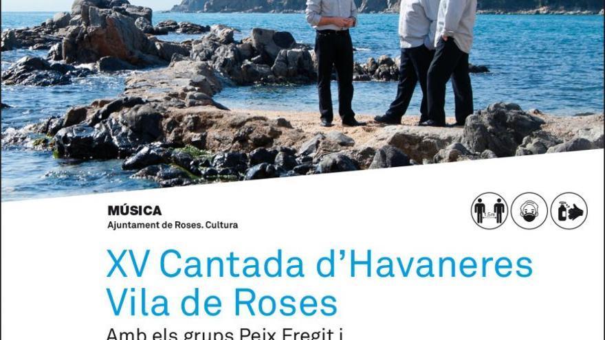 XV Cantada d'Havaneres Vila de Roses