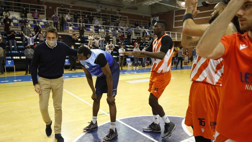 El OCB dice adiós al sueño de la ACB (69-70)