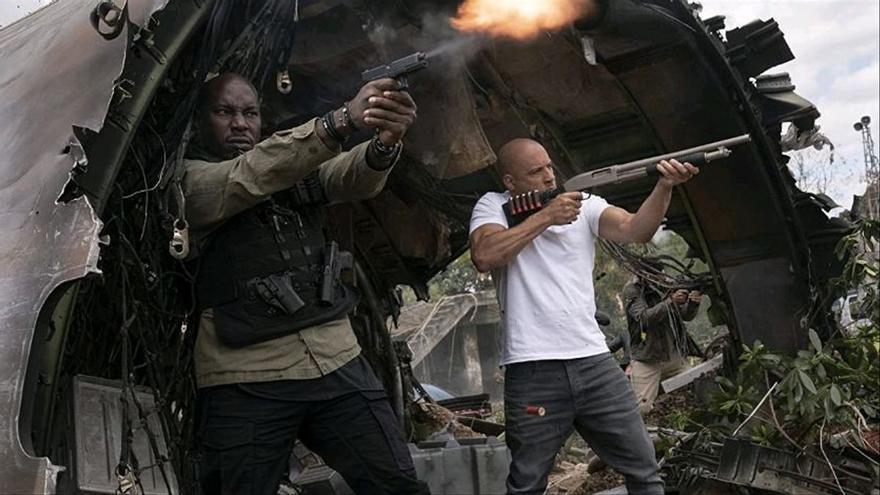 Hollywood se abona a las secuelas en el regreso del cine a la 'normalidad'