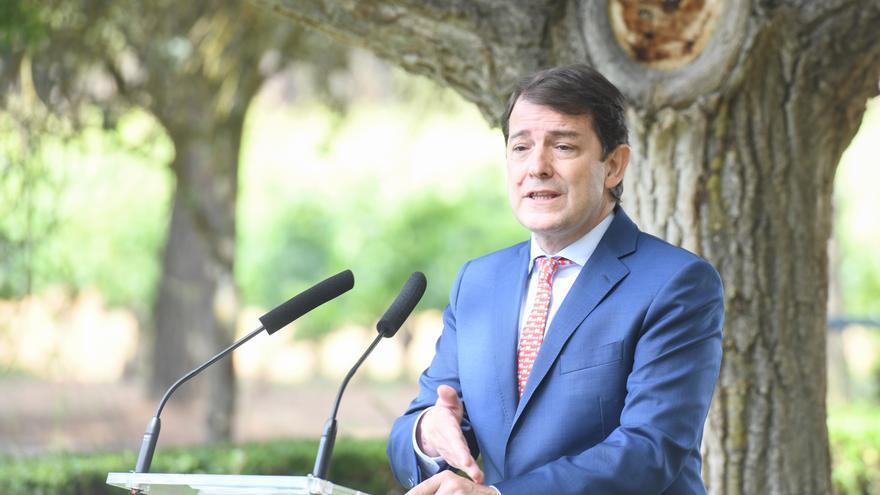 Mañueco defiende que el Plan Agrario Joven ayudará a dinamizar el medio rural