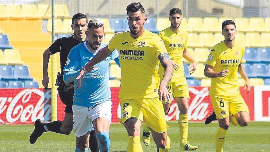 El Villarreal B quiere iniciar con buen pie la fase por el 'play-off'