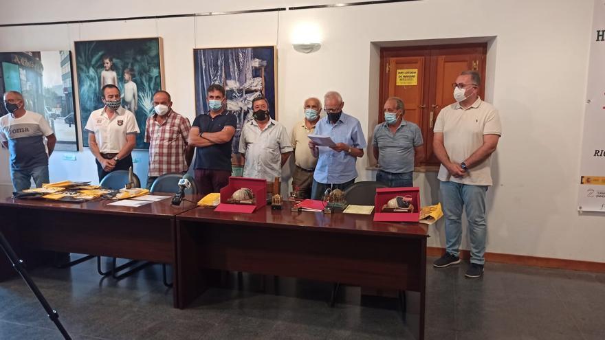 Entregados los premios Diego de Losada en Rionegro del Puente
