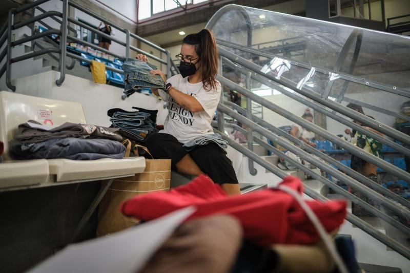 Volcán en Canarias: donaciones solidarias a los afectados por la erupción