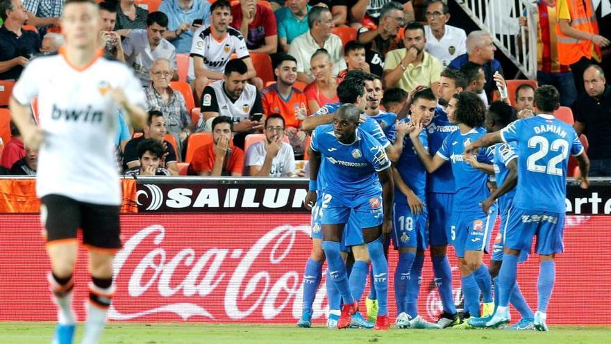 Valencia CF-Getafe