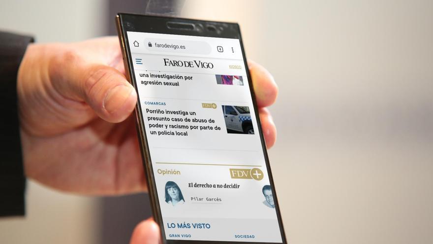 ÚLTIMO FIN DE SEMANA: accede todo el año al contenido digital de FARO por menos de 2,5 euros al mes