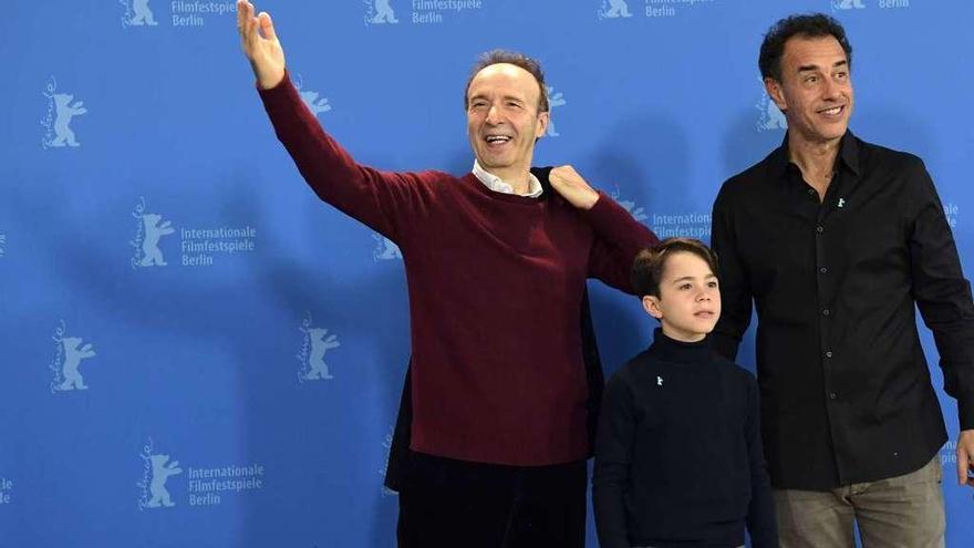 """Roberto Benigni, protagonista en la Berlinale con un nuevo """"Pinocchio"""""""