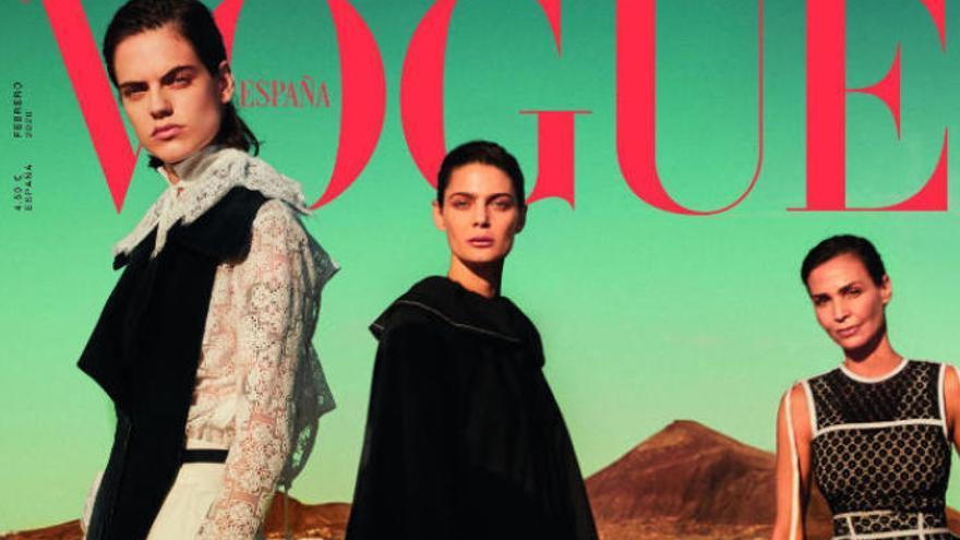 La revista 'Vogue' elige Lanzarote