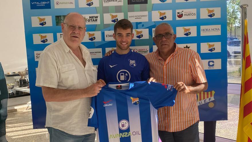 El migcampista Marc Reñé torna al Figueres procedent de l'Oviedo juvenil