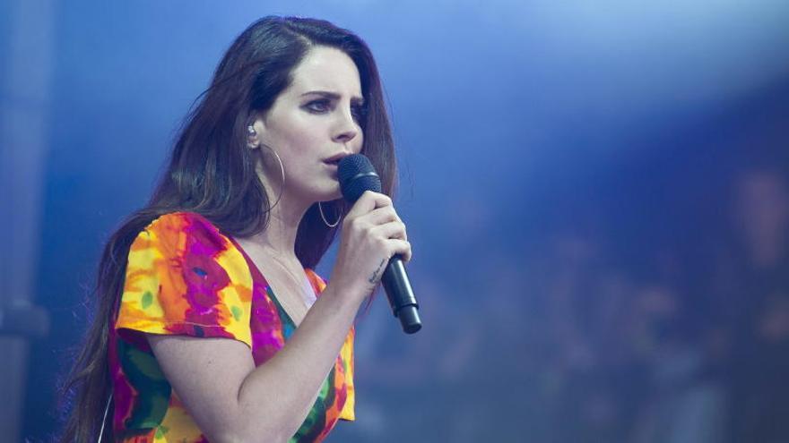 Lana Del Rey estrenará dos canciones esta semana