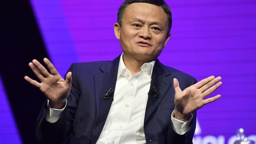 El desaparecido millonario Jack Ma, de vacaciones en Ibiza