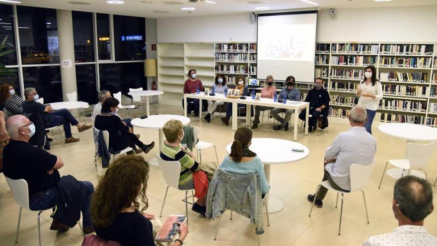 Paiporta presenta el libro  de cuentos homenaje a Llorenç