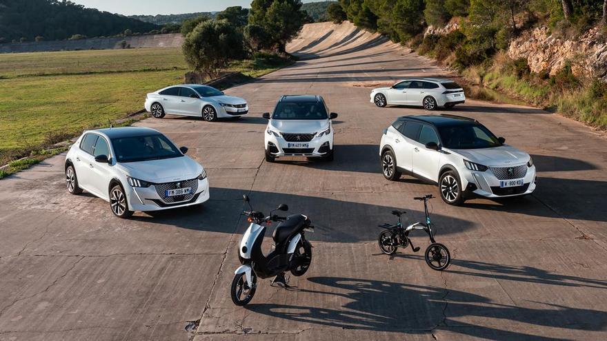 Peugeot, compromesa amb l'electrificació