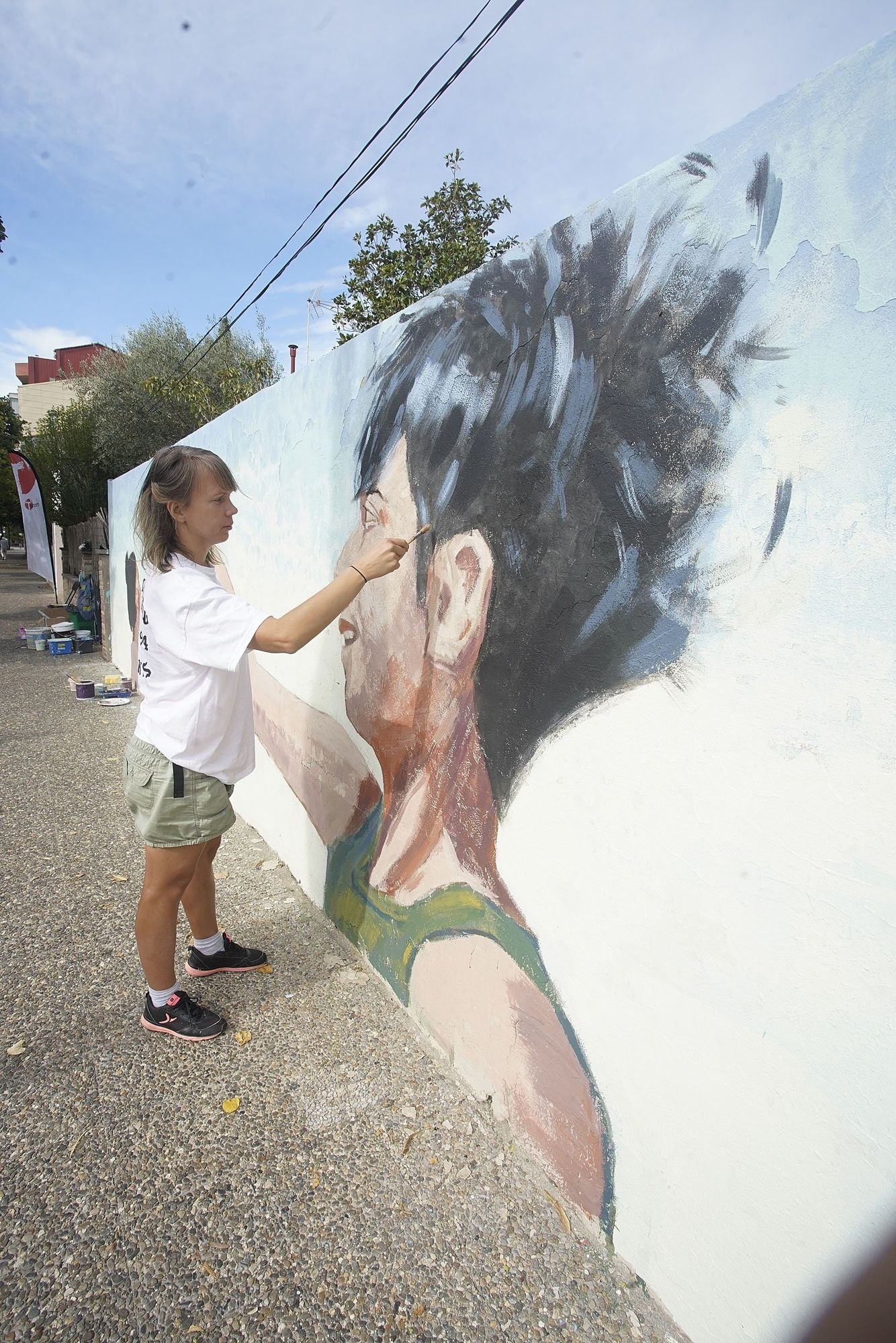 Tenyint de diversitat els murs de Santa Eugènia i Can Gibert
