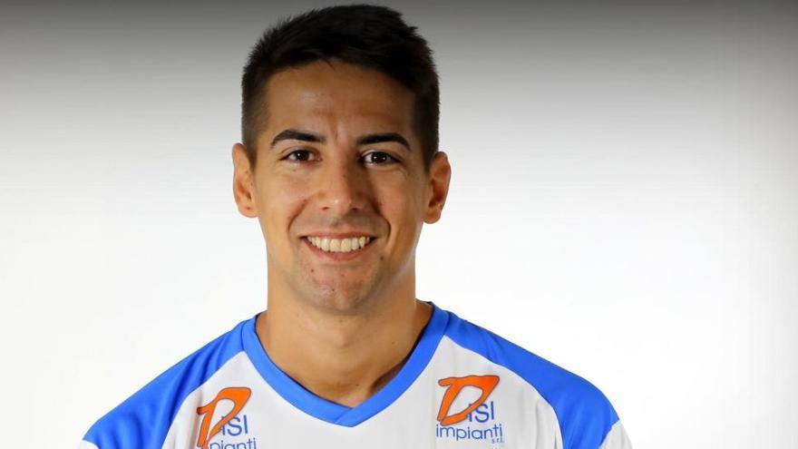 El Jimbee Cartagena ficha al argentino Luciano Avellino