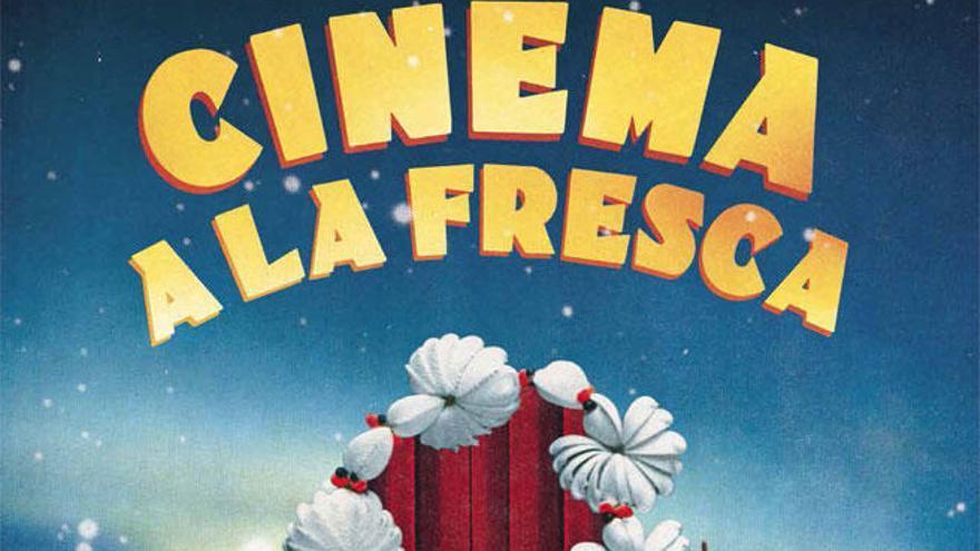 El Cinema a la Fresca de Palma cumple 30 años