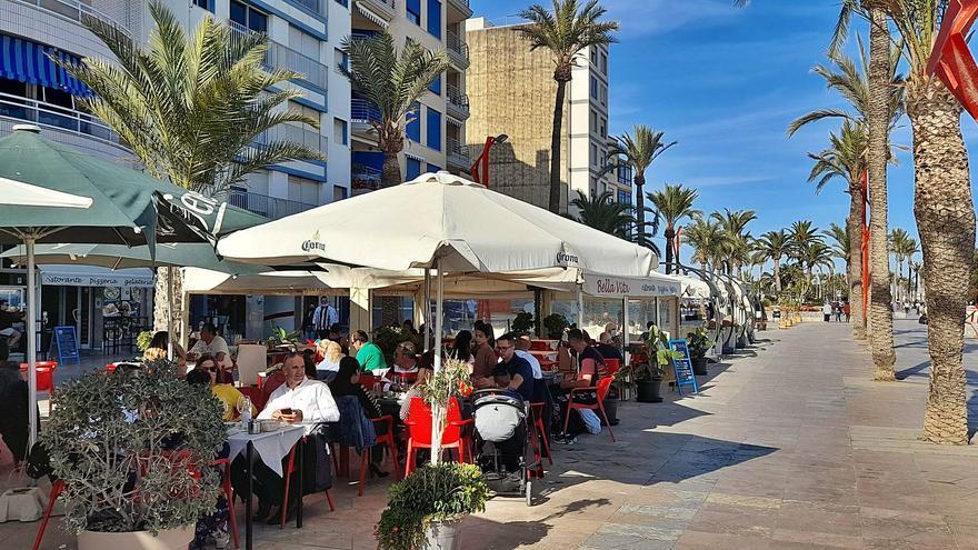 La clausura de la hostelería en Cataluña llena el Baix Maestrat