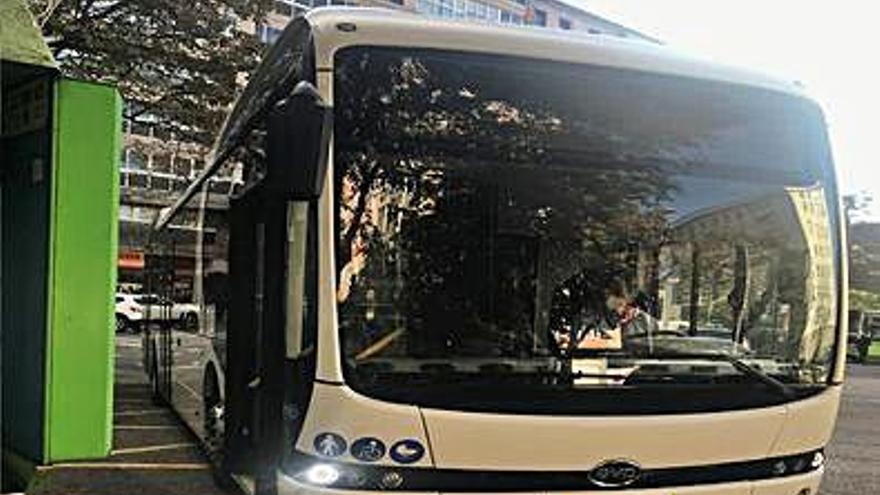 Vitrasa prueba su nuevo autobús eléctrico en varias de sus líneas
