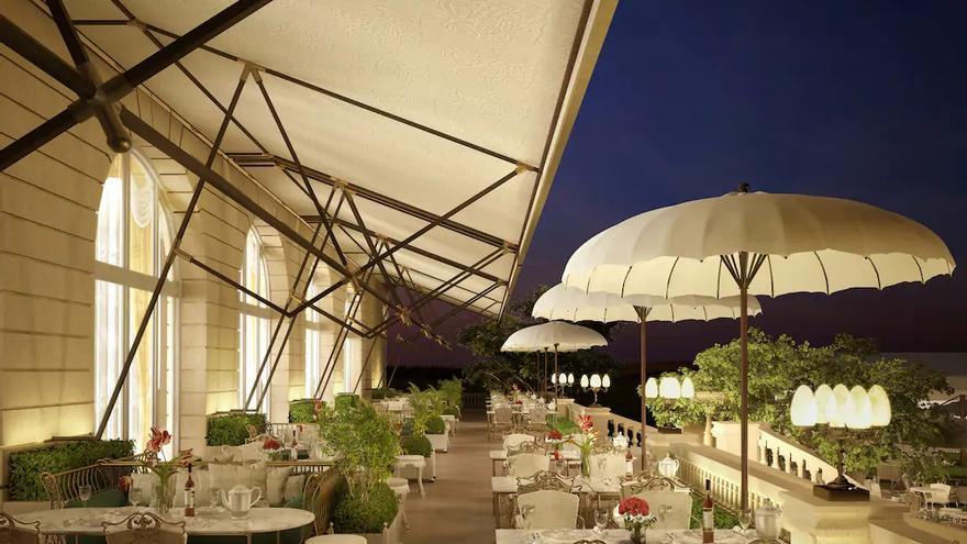 Así es el nuevo restaurante de Quique Dacosta en el hotel Ritz