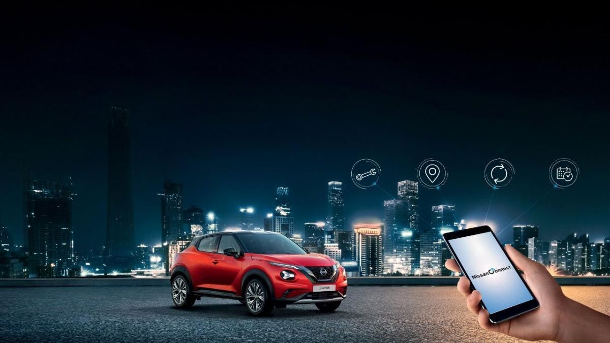 Nissan amplifica l'experiència multimèdia amb el nou Juke