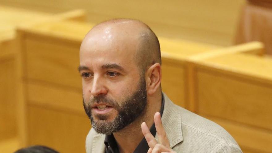 Luis Villares abandona la política