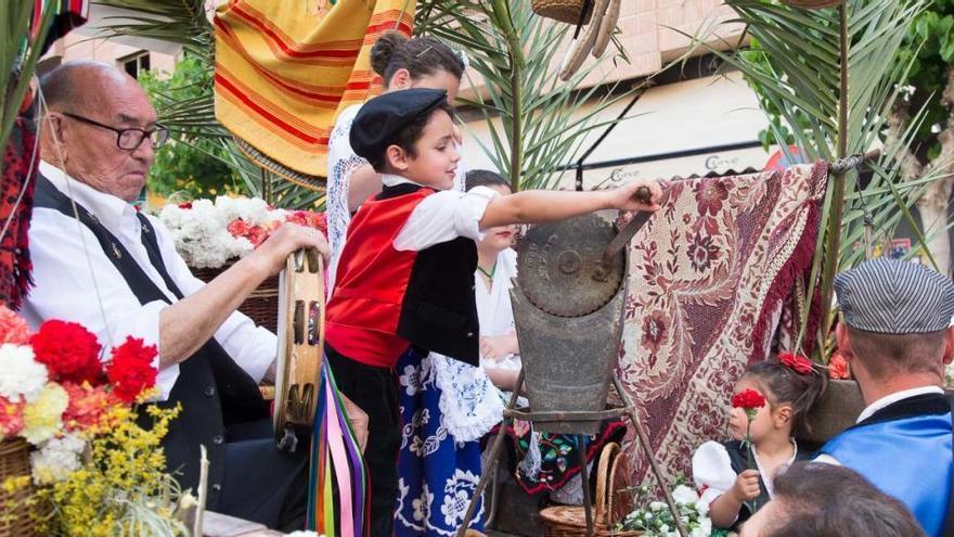 San Isidro en Cehegín, este año se queda en casa