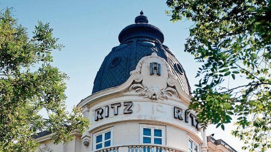 Esmorzar al Ritz
