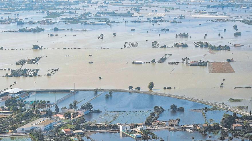 Climatología urge a mejorar la defensa contra las riadas ante el aumento de la intensidad de las lluvias torrenciales