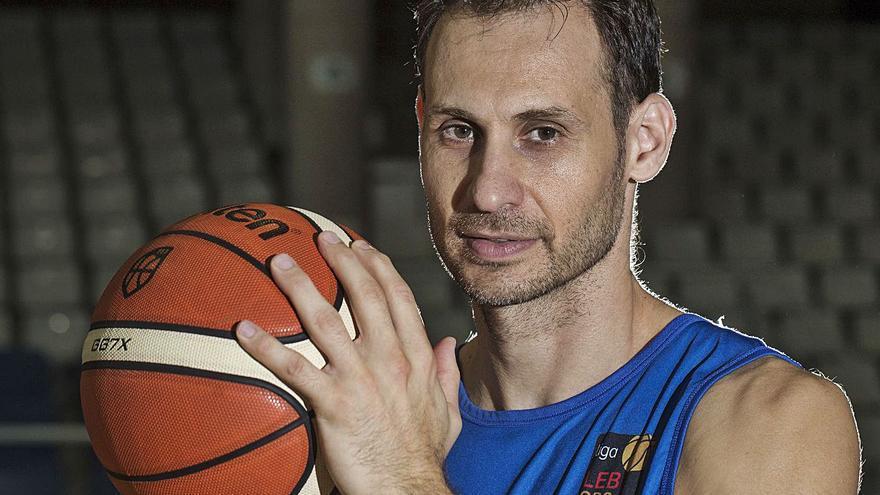Pedro Llompart: «Jugar sin público en Alicante nos afecta más que a cualquier equipo»