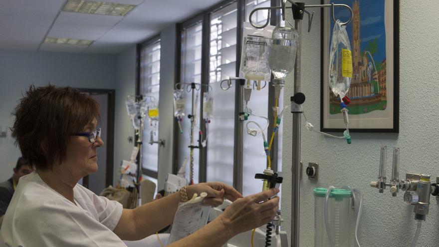El Satse critica que la plantilla de Oncología del Hospital de Sant Joan está bajo mínimos