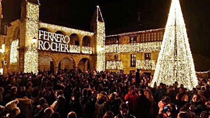 Ferrero Rocher Sanabria | Las luces de Puebla se podrán visitar hasta el domingo 14