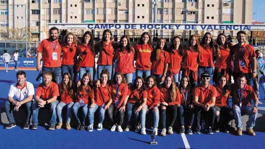 La selección sub´21 triunfa en Valencia y pone rumbo al Mundial