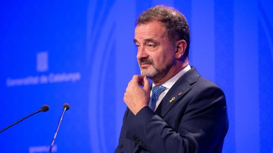 Expedienten Alfred Bosch per la gestió del cas d'assetjament sexual a Exteriors