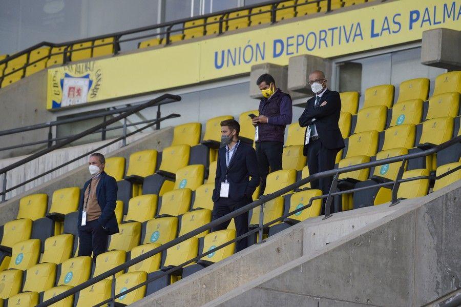 Liga Smartbank: UD Las Palmas - SD Ponferradina