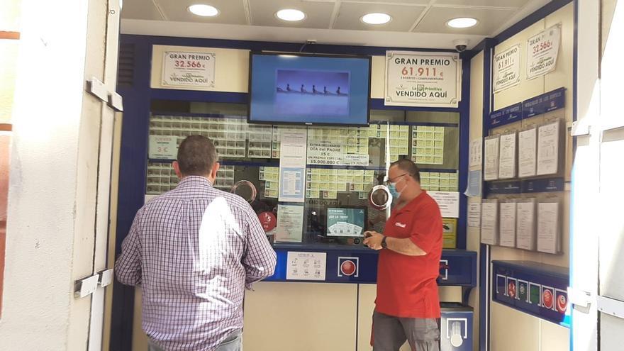 El primer premio de Lotería Nacional cae íntegramente en Nules