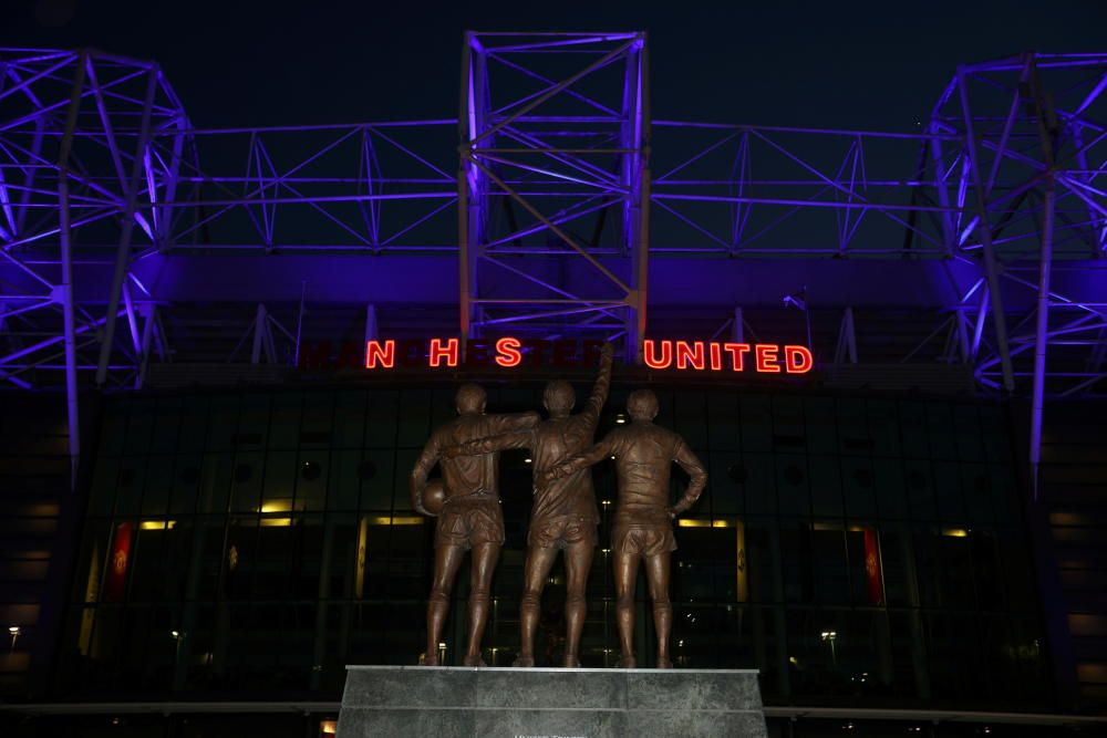 El mundo del fútbol se vuelca con los homenajes
