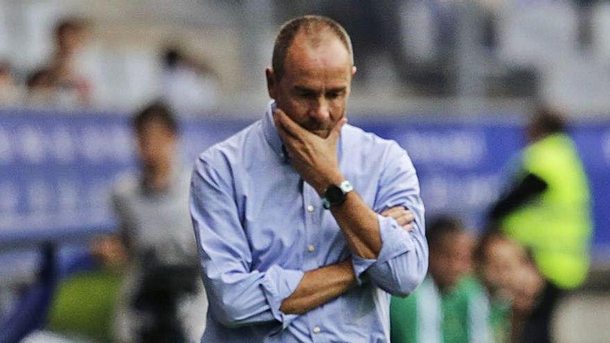 """Víctor: """"El Oviedo no esperaba encontrarse en esta situación"""""""