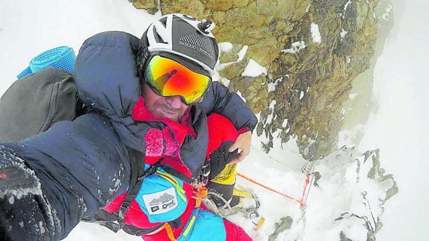 Sergi Mingote fallece en un accidente en el K2
