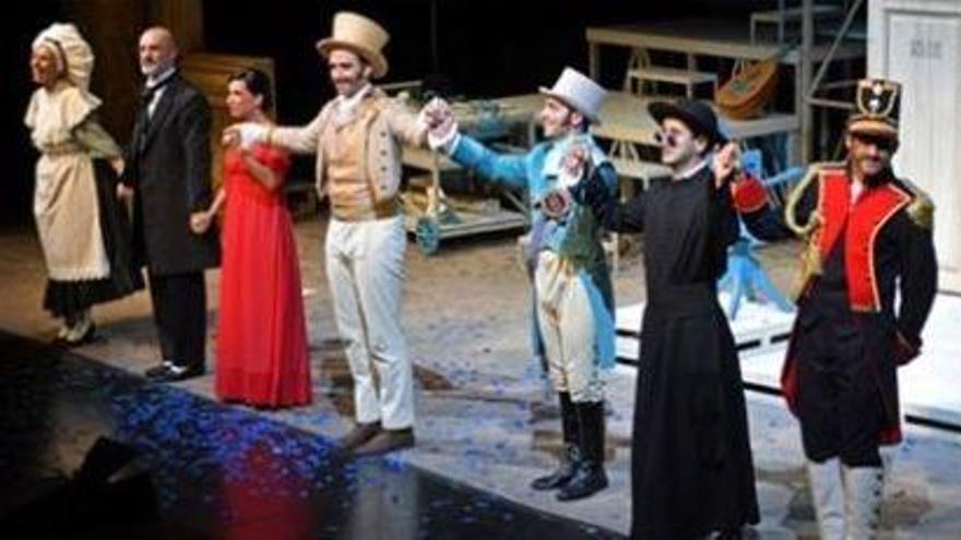 Castelló d'Empúries acosta l'òpera als més petits