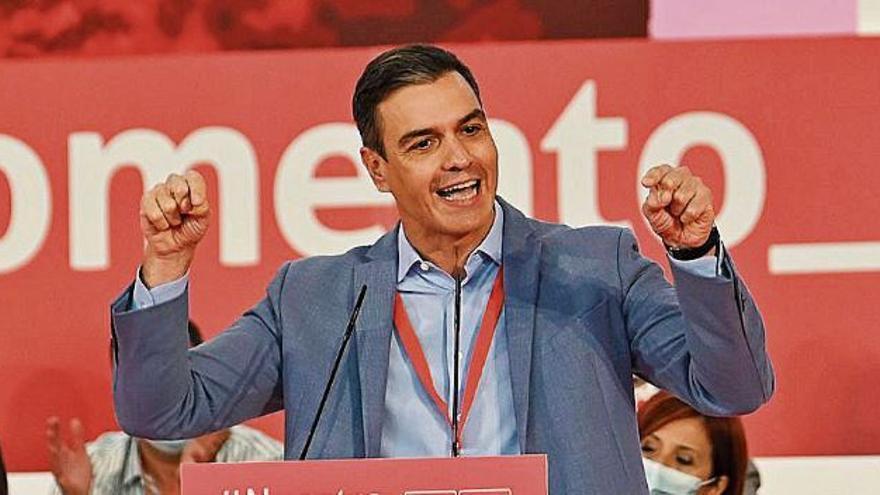 Sánchez anuncia 100 milions més en ajudes per la pujada de la llum