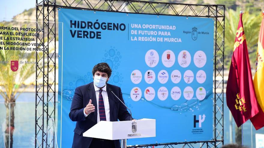 Convenio Hidrógeno Verde