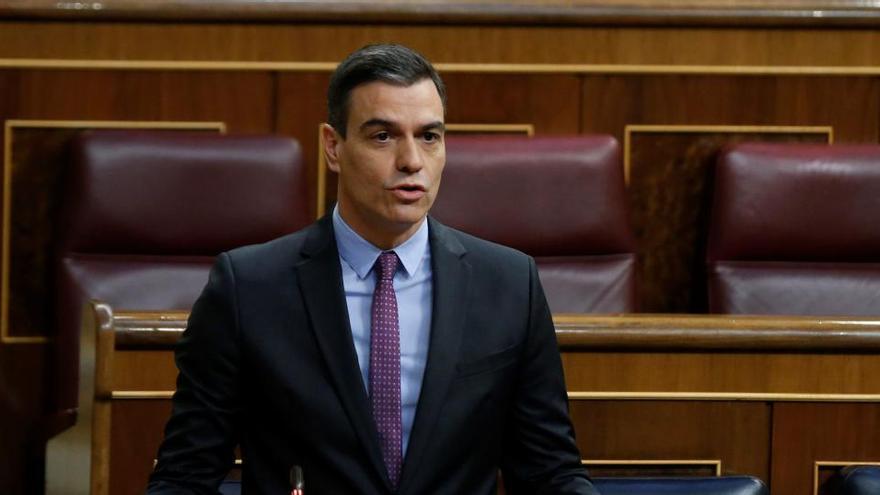 """Sánchez afirma que esta crisis """"no puede volver a ser la excusa para más precariedad"""""""