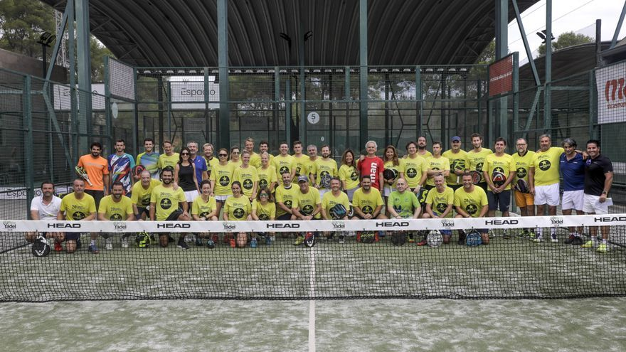 Torneo de Pádel Diario de Mallorca