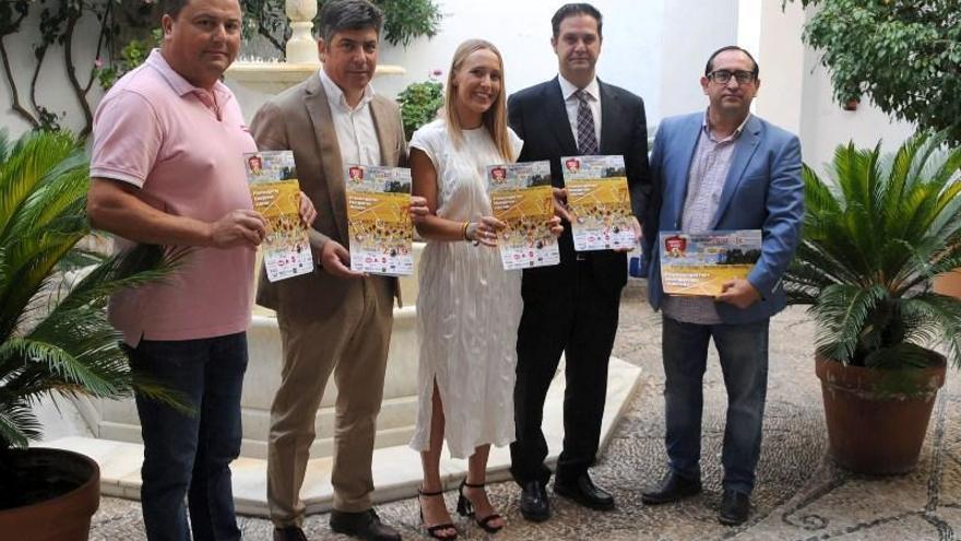 La Cajasur Cup se celebrará en Fernán Núñez, Montemayor y Montilla