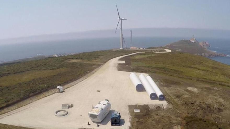 Galicia instaló solo 2 megavatios de eólica en 2016