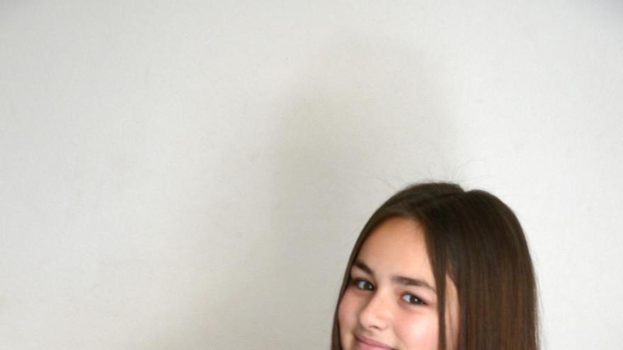 Edurne Rodríguez, la veu que ha encisat a 'La Voz Kids'